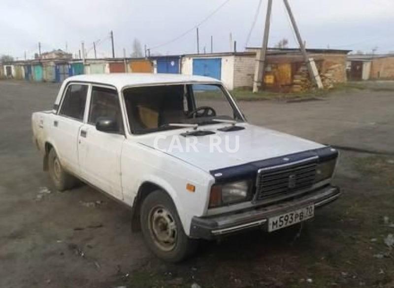 Lada 2107, Асино