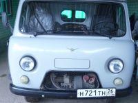 Уаз 390995, 2012 г. в городе Зольская