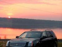 Cadillac SRX, 2007 г. в городе Актаныш
