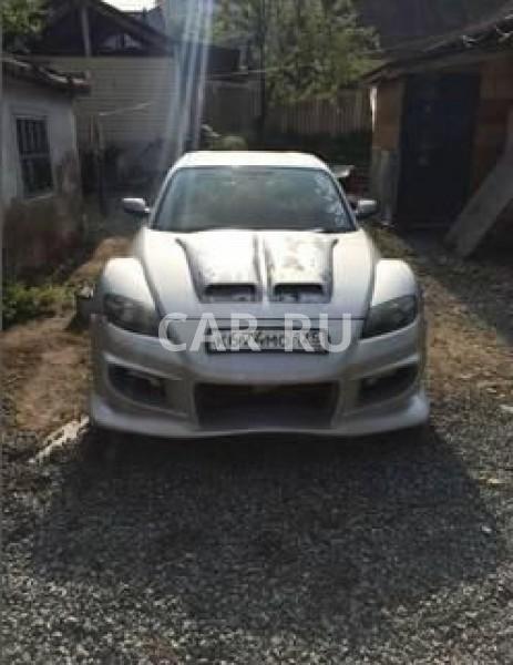 Mazda RX-8, Артём