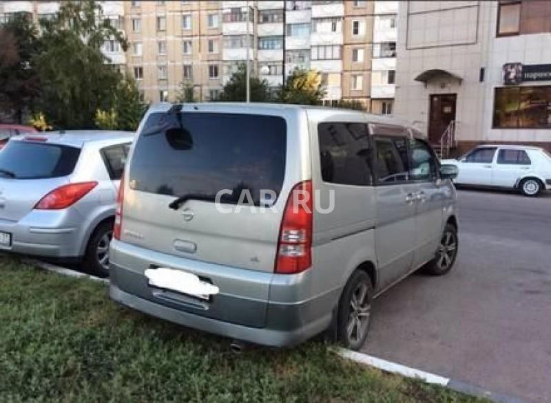 Nissan Serena, Белгород