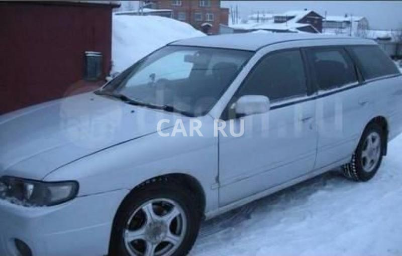 Nissan Avenir, Анжеро-Судженск