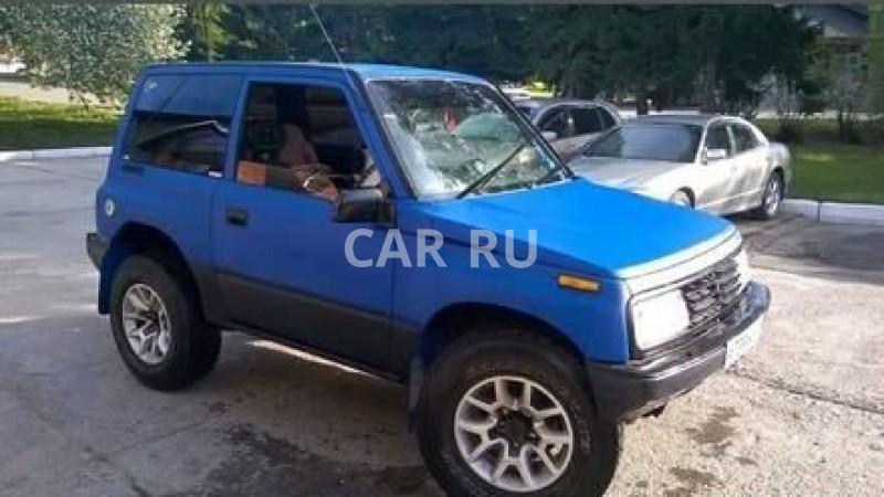 Suzuki Escudo, Алтайское