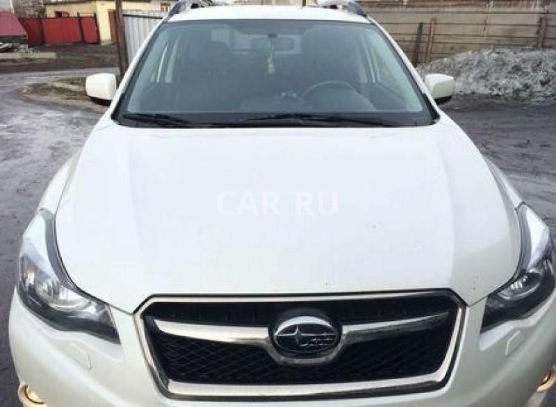 Subaru XV, Белово