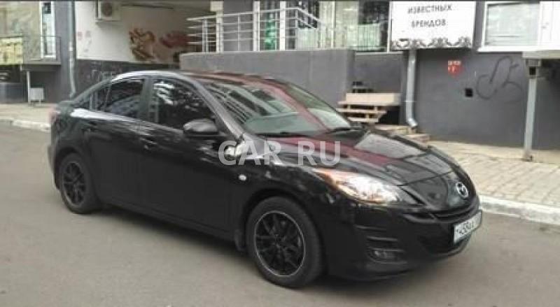 Mazda 3, Ангарск