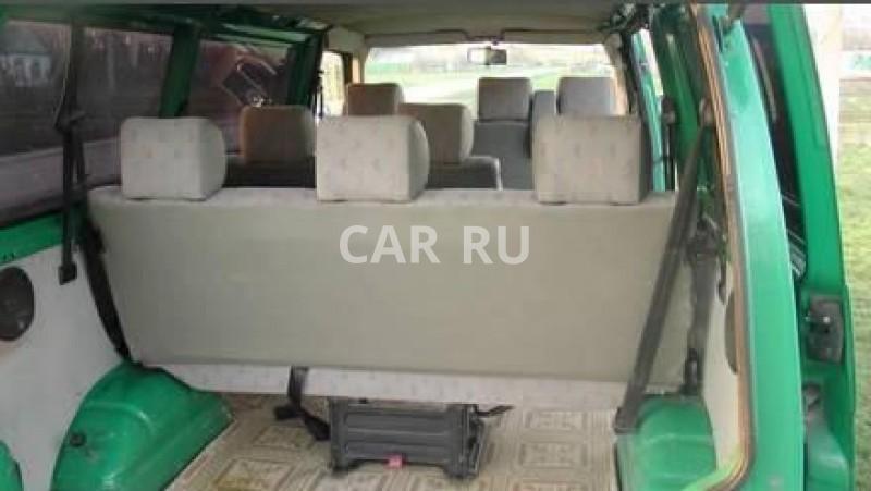 Volkswagen Transporter, Батуринская