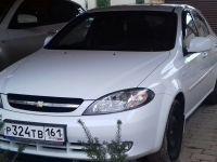 Chevrolet Lacetti, 2010 г. в городе Ростов-на-Дону