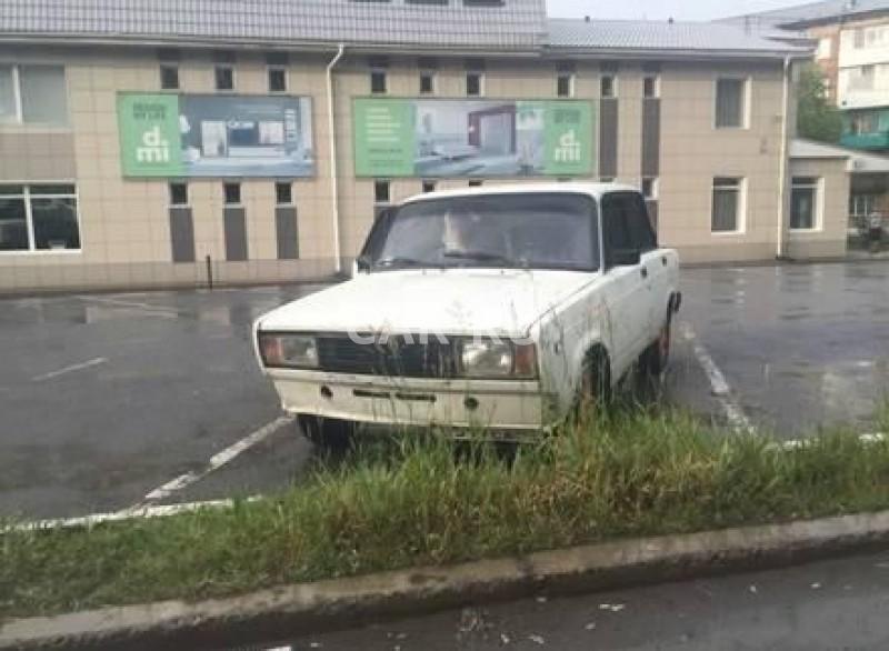 Лада 2105, Ачинск