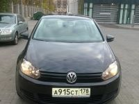 Volkswagen Golf, 2010 г. в городе Санкт-Петербург