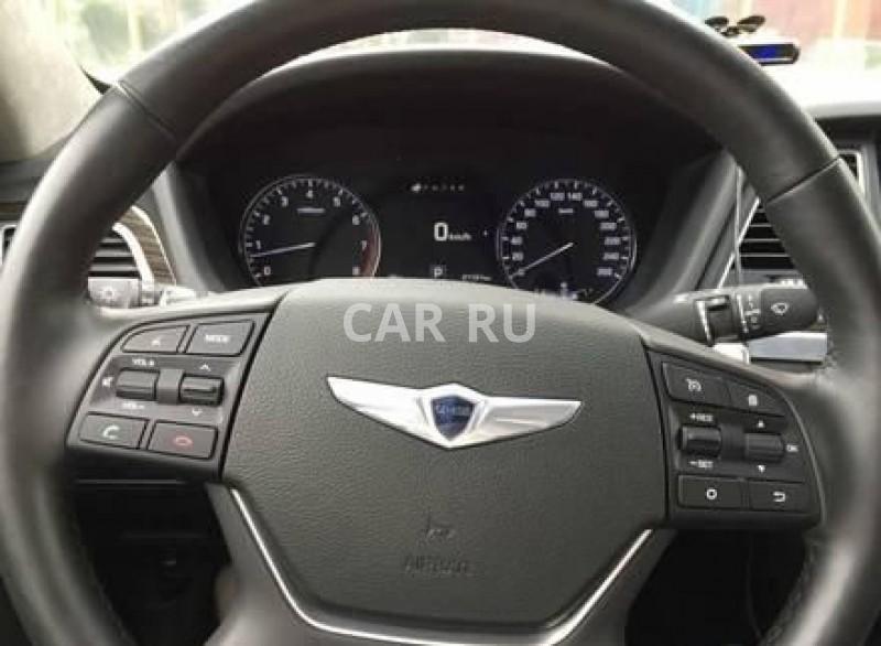 Hyundai Genesis, Абакан