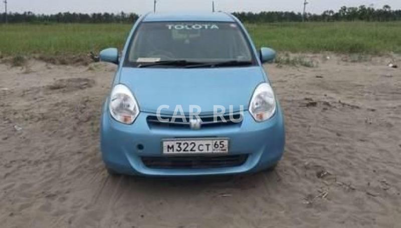 Toyota Passo, Александровск-Сахалинский