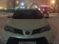 Toyota RAV4, 2014 г. в городе Москва