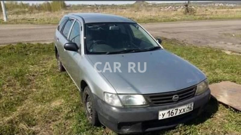 Nissan AD, Анжеро-Судженск