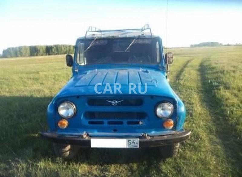 Уаз 469, Барабинск