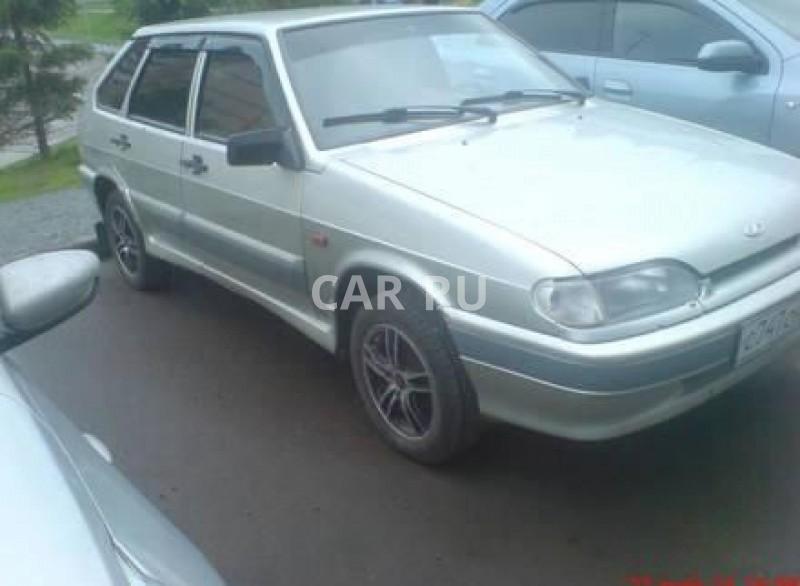 Lada 2114, Альметьевск