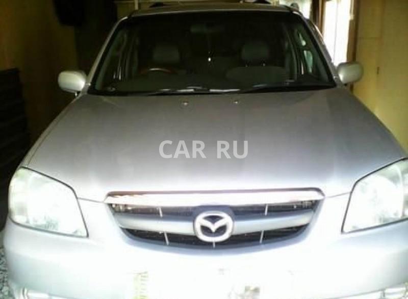 Mazda Tribute, Барнаул