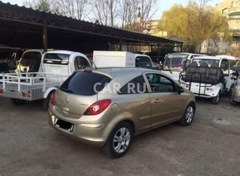 Opel Corsa, Алушта