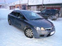 Honda Civic, 2009 г. в городе Заполярный