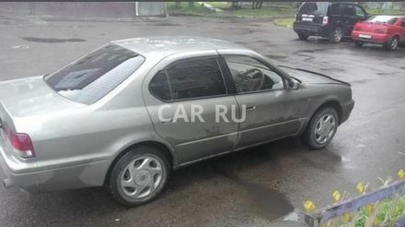 Toyota Camry, Ангарск