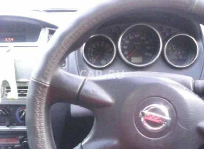 Nissan Wingroad, Абакан