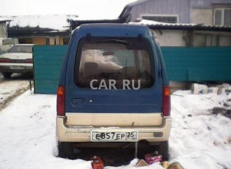 Mitsubishi Minica Toppo, Арсеньев