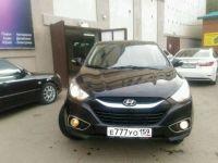 Hyundai ix35, 2012 г. в городе Уфа