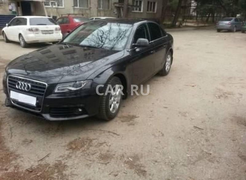 Audi A4, Алушта