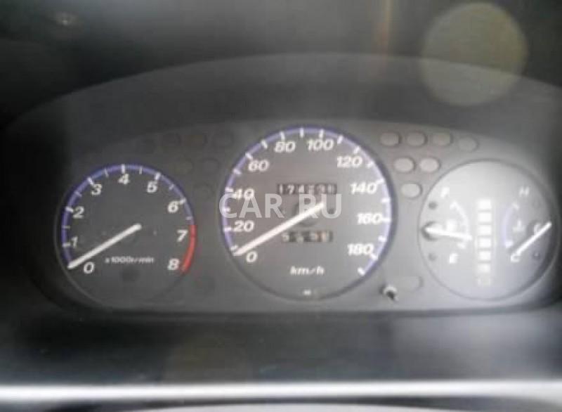 Honda CR-V, Асино
