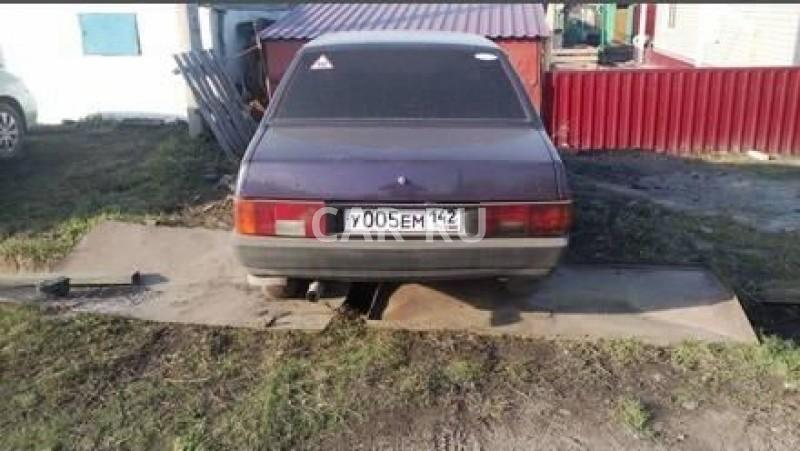 Lada 21099, Белово