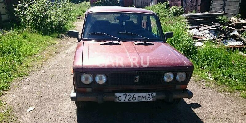 Lada 2106, Архангельск