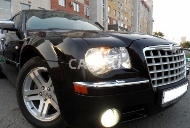 Chrysler 300C, Анапа