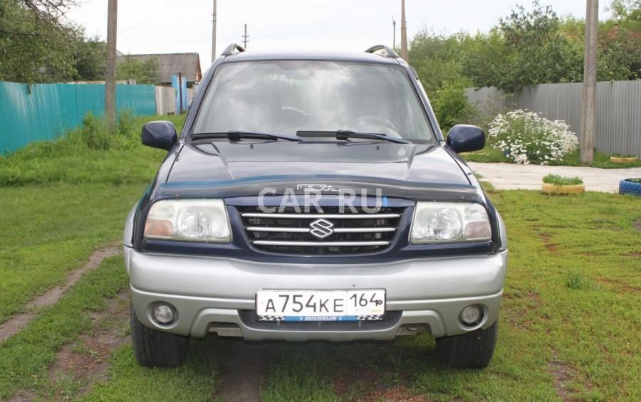 Suzuki Grand Vitara, Балашов