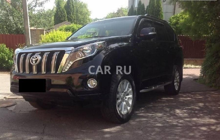 Toyota Land Cruiser Prado, Александров