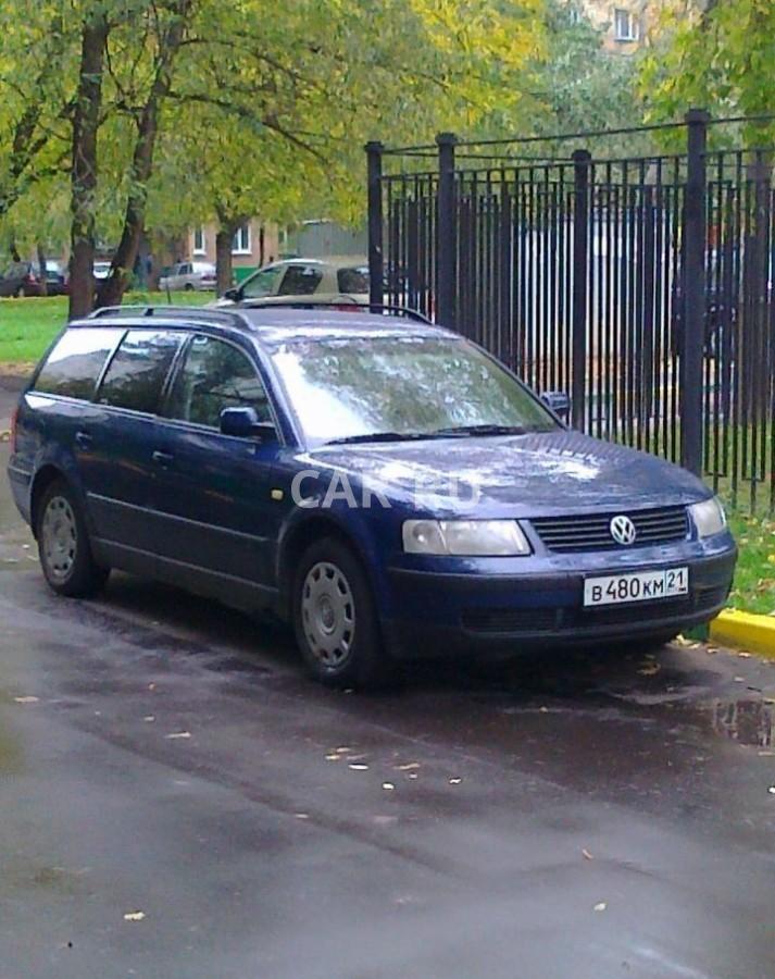 Volkswagen Passat, Батырево