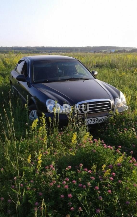 Hyundai Sonata, Белебей