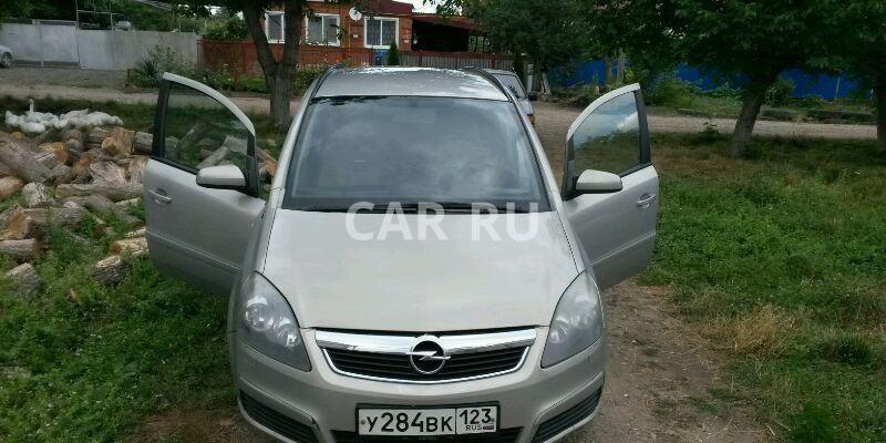 Opel Zafira Family, Абинск