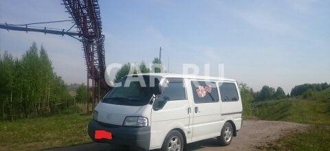 Mazda Bongo, Белово
