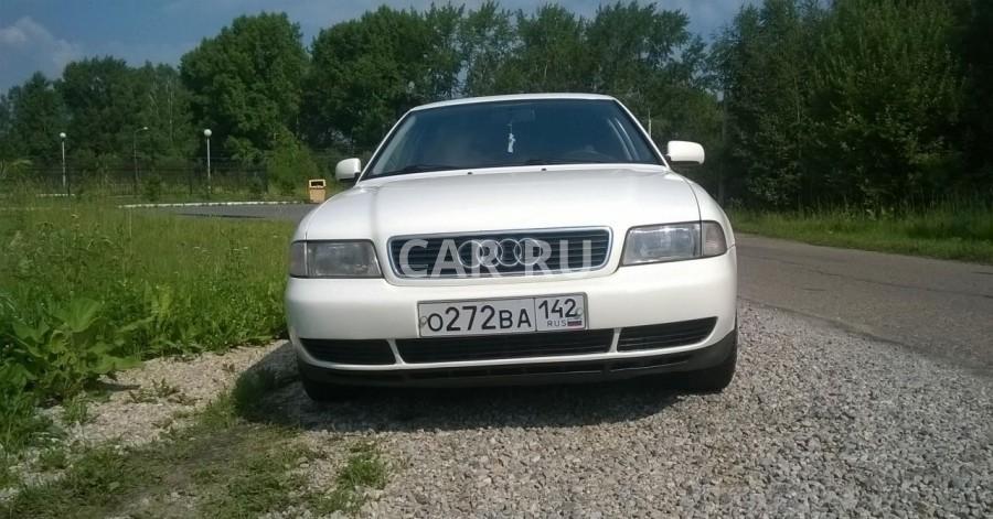 Audi A4, Анжеро-Судженск