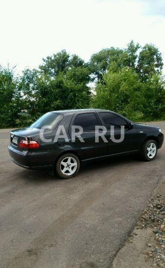 Fiat Albea, Балашов