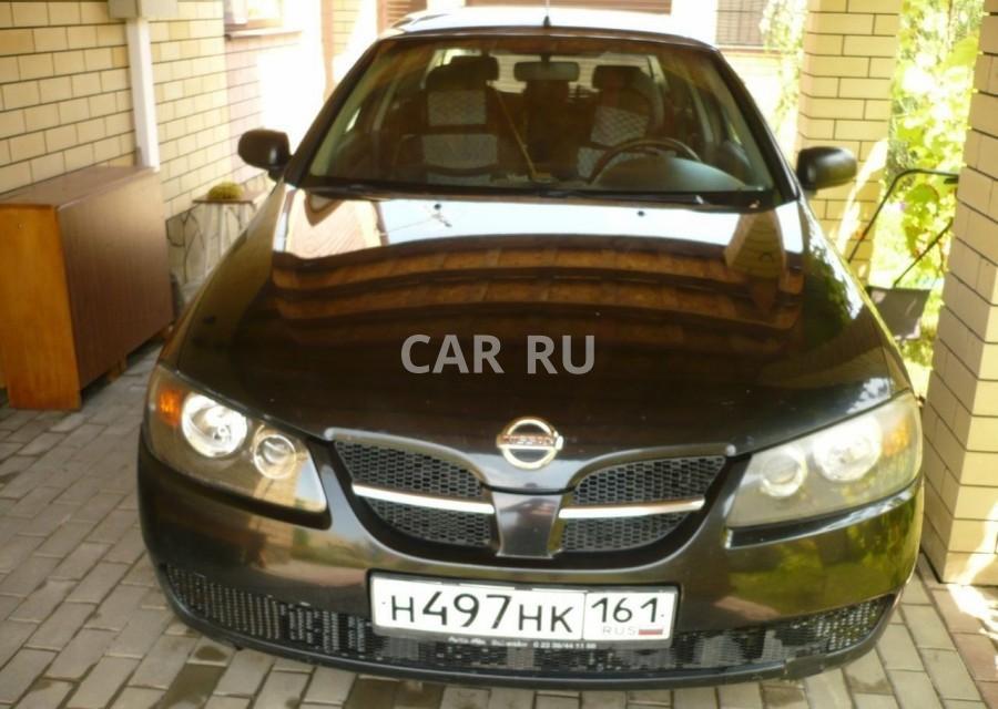 Nissan Almera, Батайск
