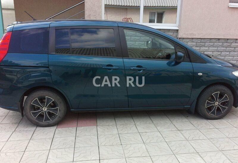 Mazda Premacy, Белгород