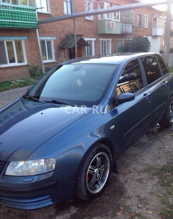 Fiat Stilo, Белгород