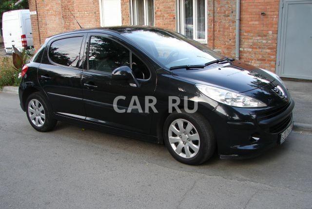 Peugeot 207, Аксай