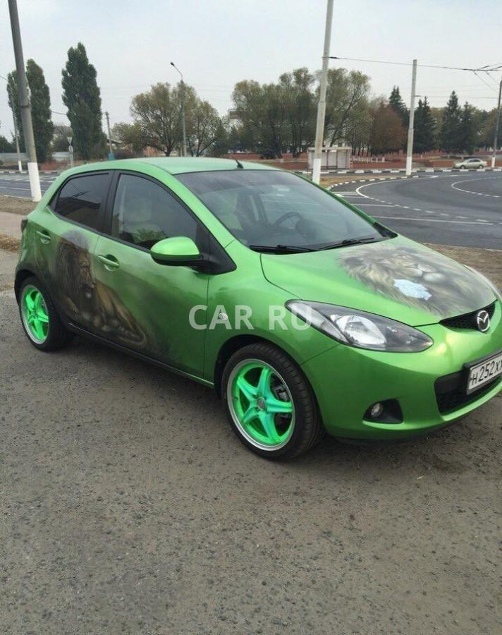 Mazda 2, Белгород