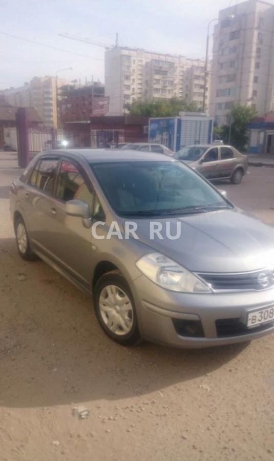 Nissan Tiida, Астрахань