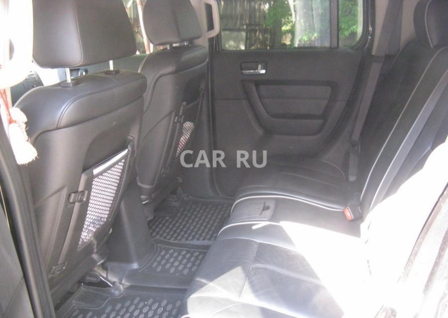 Hummer H3, Барнаул