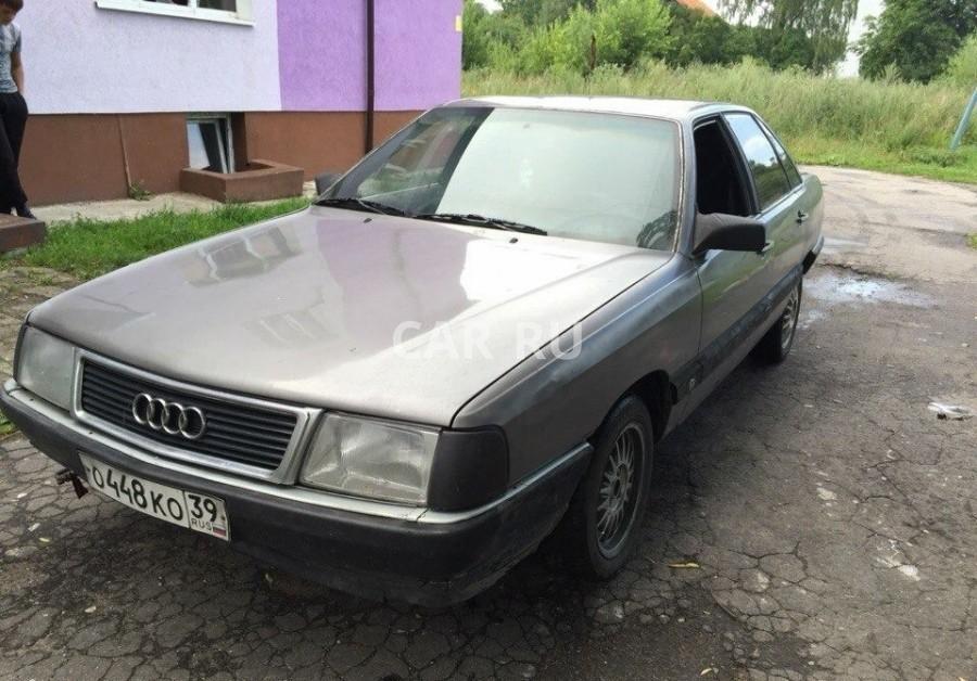 Audi 100, Балтийск