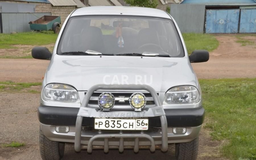 Chevrolet Niva, Александровка