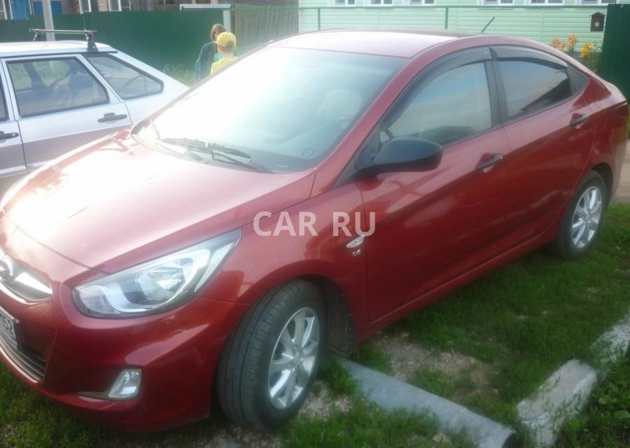Hyundai Solaris, Арзамас