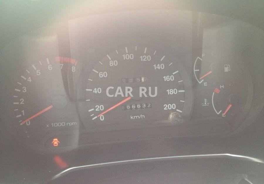 Hyundai Accent, Арзгир